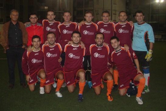Ecodiesel, Calciotto 2012