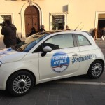FIAT 500 FRATELLI D'ITALIA