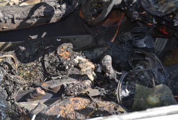 Notte insonne, altra auto incendiata a Vasto