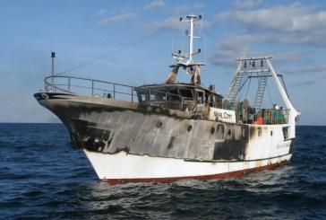 Chiamata di imbarco su motopesca