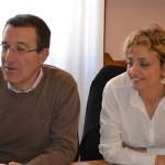 Eugenio Spadano e Tiziana Magnacca