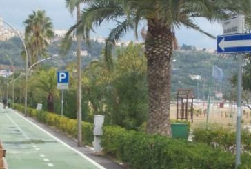 Vasto Marina: la Protezione civile intensifica i controlli sulla pista ciclabile