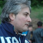 il coach Massimiliano D'Onofrio
