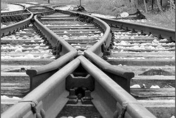 Ferrovia bloccata tra Casalbordino e Torino di Sangro