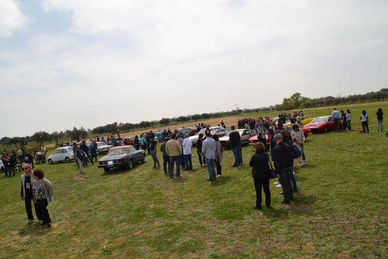 manifestazione-campo volo-auto d'epoca - 29