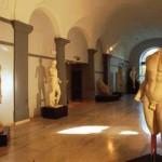 Museo Archeologico Nazionale di Chieti, la galleria principale