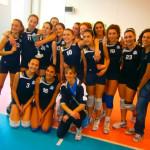 BCC San Gabriele Vasto Volley, campione regionale Under 14, 5 mag 2013