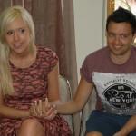 Gli sposi inglesi a Vasto