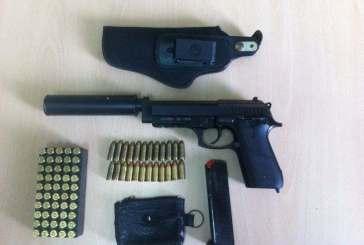 Sequestro armi, i carabinieri arrestano un 35enne