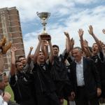 Torneo, 29 mag 13, il Mattei alza il trofeo
