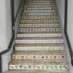 scalinata rossetti