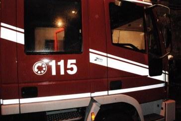 Ancora un incendio in via Casetta