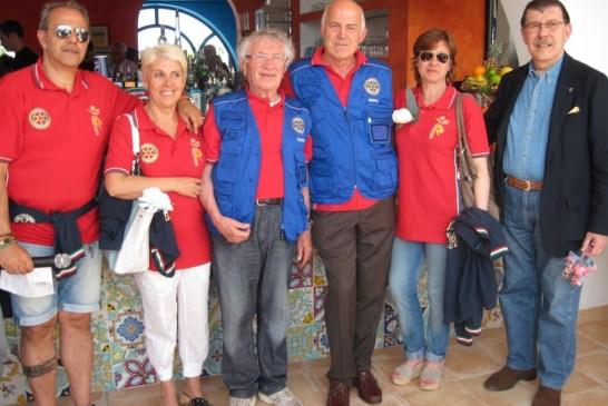 1 - L'equipe con il governatore Bignami