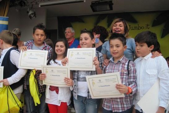 4 - Premiazione classe vincitrice