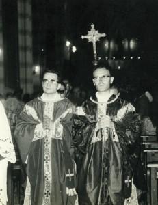 Don Ferdinando Cocco e Don Antonio Bevilacqua