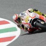 Iannone in azione al Mugello, 1 giu 2013 (sabato), per il GP d'Italia
