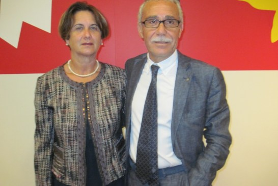 6 - Il Presidente Incoming Angelo Muraglia e signora Maria Carmela