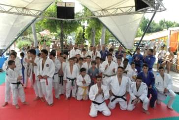 Domenica stage di judo con il maestro Gianni Maddaloni
