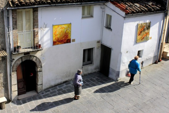 Mosaici Tornareccio