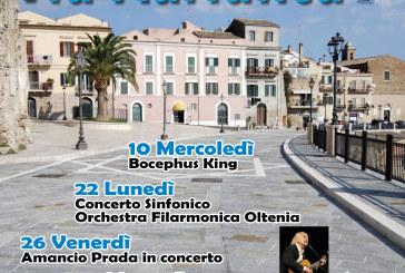 Domani al via i concerti di via Adriatica