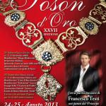 Locandina Toson D'Oro 2013