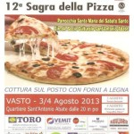 Manifesto Sagra Pizza