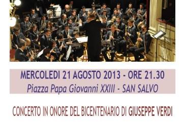 Concerto in onore del bicentenario di Giuseppe Verdi