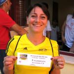 Annalisa Di Pietro, prima a Canosa Sannita 15 set 13