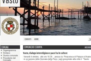 Il sito del Comune di Vasto risponde al 100 per cento dei criteri sulla trasparenza amministrativa