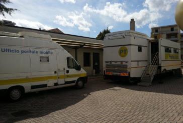San Salvo: lavori all'Uffico postale, disagi per gli anziani