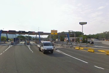 Chiuso l'ingresso autostradale di Vasto Nord