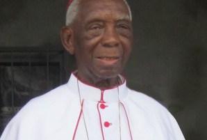 Il cardinal Bernard Agré in visita a Vasto