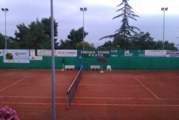 Circolo Tennis Vasto, anche la squadra maschile di D2 centra la promozione in D1