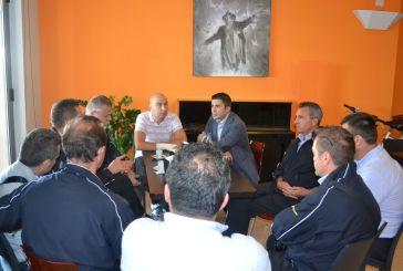Arpa-Cerella, alcuni lavoratori incontrano il segretario regionale del Pd