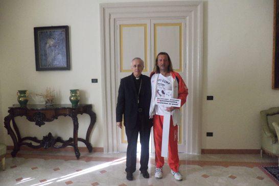 03. Lecce_incontro con vescovo D'Ambrosio