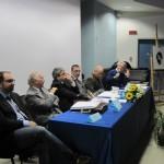 1 - Il tavolo dei relatori