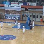 BCC Vasto Basket-Eurobasket Roma