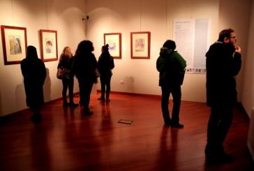 A Palazzo de' Mayo a Chieti la mostra