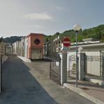 L'area cimiteriale di Montesilvano