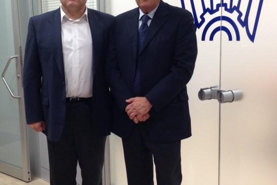 Presidente Mari e Vice Presidente Franchi