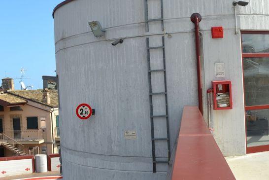 scala-parcheggio multipiano