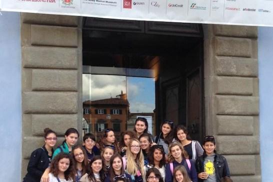 studenti-mostra-wharol-roma