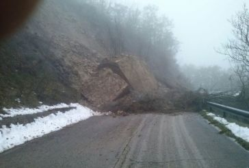 Maltempo, è drammatica la situazione in provincia di Chieti