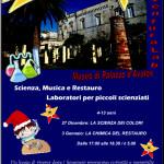 Natale di Scienza al Museo