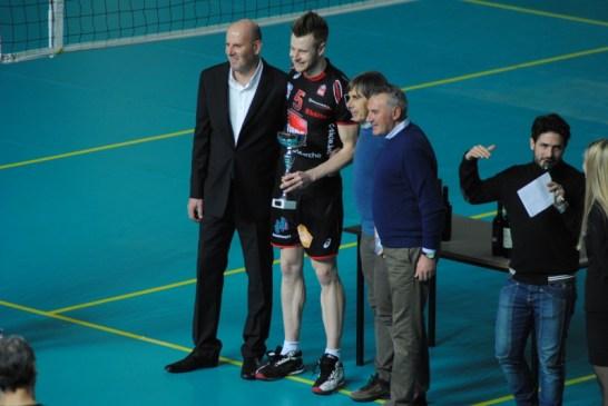 Quadrangolare Volley, 29 dic 13