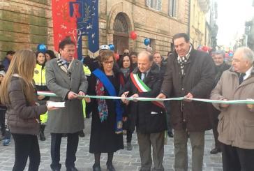 Scerni: atto vandalico alla vigilia dell'inaugurazione della nuova pavimentazione in piazza De Riseis