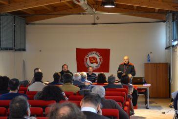 Congresso di Rifondazione Comunista agli ex Palazzi scolastici