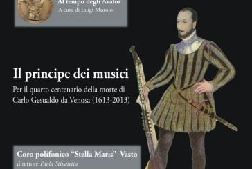 Concerto del Coro di Stella Maris per il quarto centenario della morte di Carlo Gesualdo da Venosa