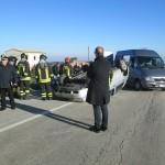 incidente monteodorisio