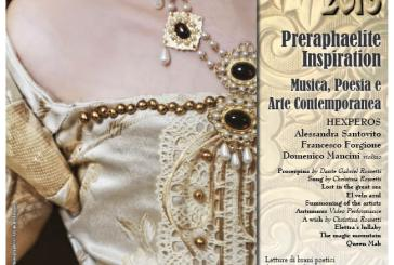Preraphaelite Inspiration - Concerto di Natale 2013 al d'Avalos